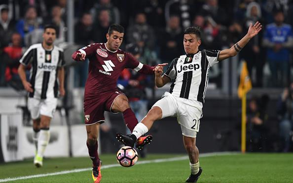 Торино отсрочил чемпионство Ювентуса