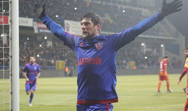 Селезнев забил уже пятый гол заКарабюкспор