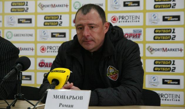 Роман Монарев стал полноценным основным тренером Зирки