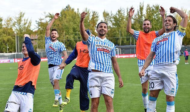СПАЛ гарантировал себе участие вследующем сезоне Серии А