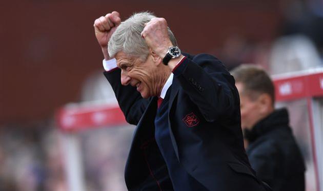 Венгер остается в Арсенале