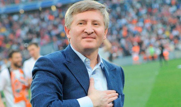Ахметов поздравил Шахтер и болельщиков Горняков