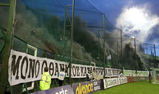Фото с официального сайта ФК Панатинаикос