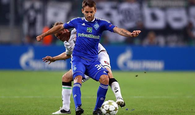 Милош Нинкович провел в Динамо девять сезонов, Getty Images
