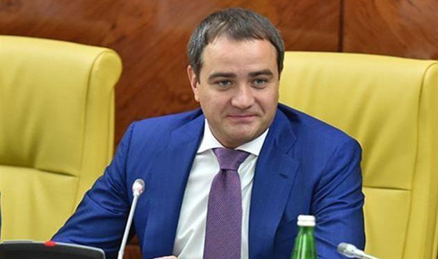 Павелко посетил Донецкую область, ФФУ