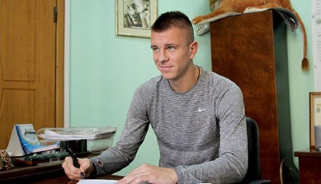 Дитятьев спешит вернуться на поле, ФК Карпаты