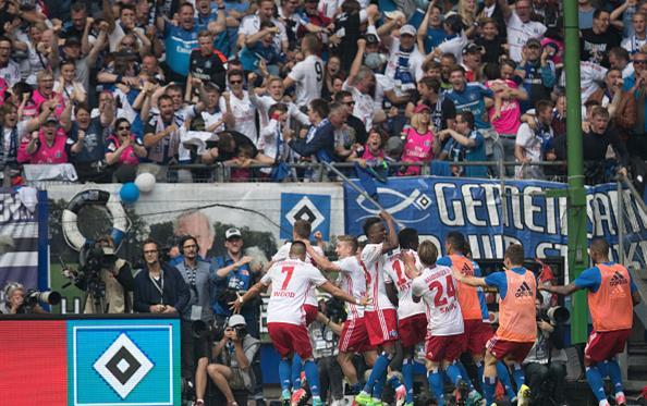Гамбург в очередной раз сделал это, Getty Images