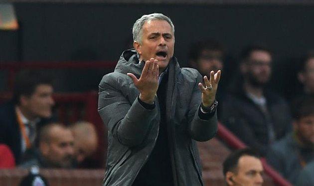 Моуриньо может покинуть Манчестер Юнайтед