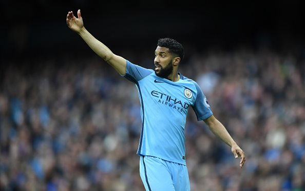 Клиши объявил об уходе из Манчестер Сити