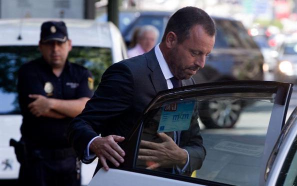 Экс-президент «Барселоны» арестован заотмывание денежных средств
