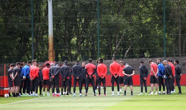«Манчестер Юнайтед» отменил пресс-конференцию перед концом Лиги Европы