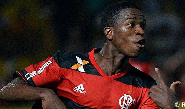 Игрок Реала: Винисиус Жуниор