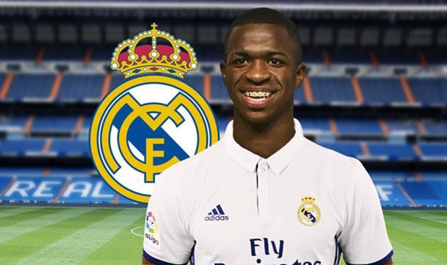 «Реал» объявил опереходе 16-летнего вундеркинда за45 млн. евро