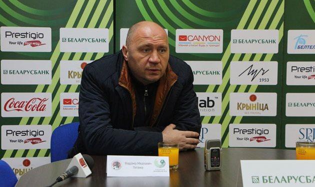 Владимир Пятенко, ФК Крумкачы