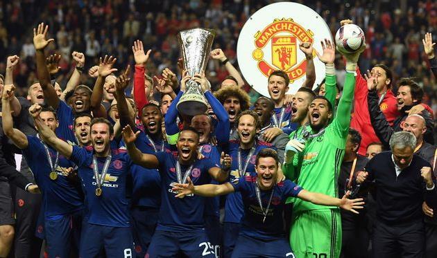Манчестер Юнайтед — победитель Лиги Европы