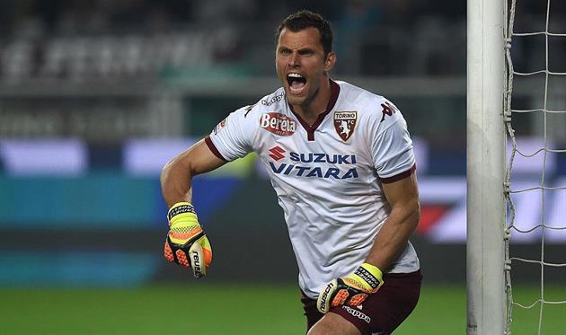 Интер подписал вратаря Торино