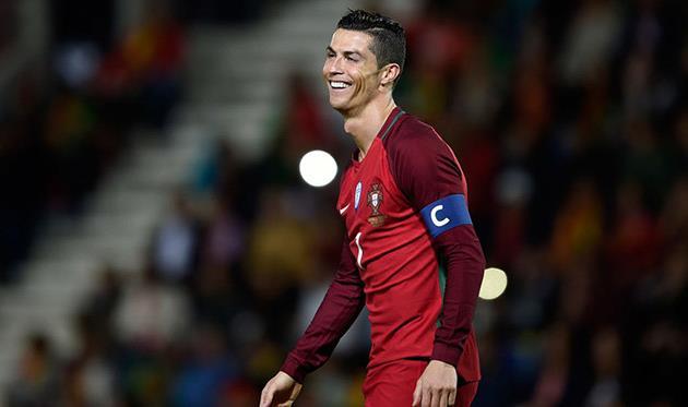 Роналду примет участие в Кубке конфедераций