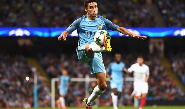 Хесус Навас уходит из«Манчестер Сити»