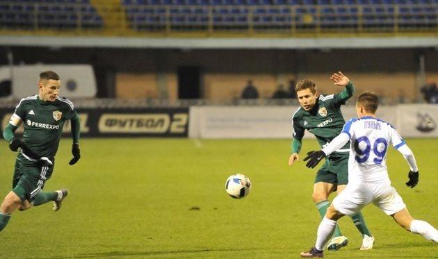 «Днепр» проиграл «Ворскле» ивылетел изукраинской Премьер-лиги