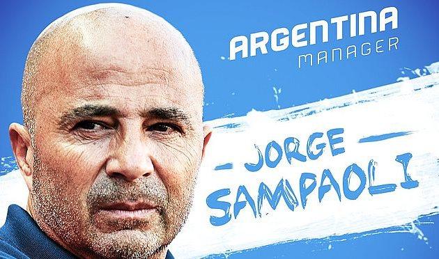 Сборная Аргентины согласилась с«Севильей» поСампаоли