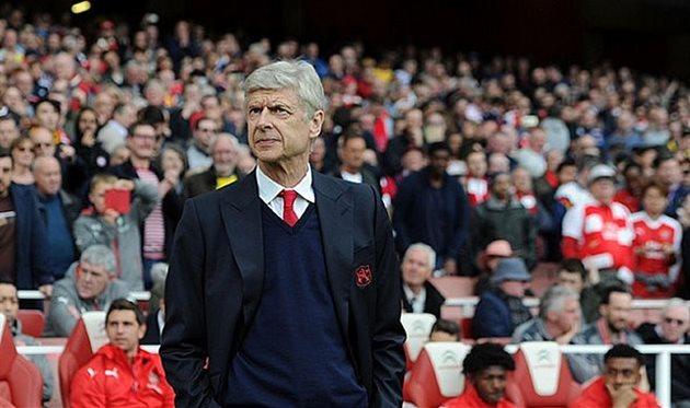 Венгер договорился сАрсеналом одвухлетнем контракте