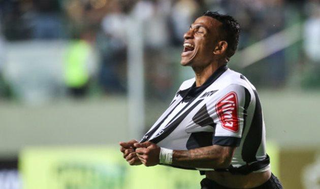 Вматче Кубка Бразилии забит гол прямым ударом суглового