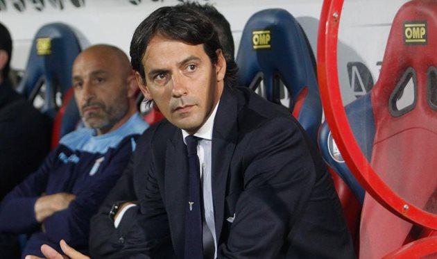 Индзаги продлил контракт с Лацио