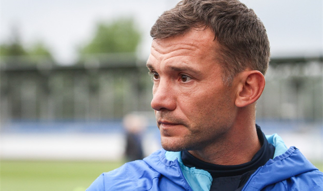 Андрей ШЕВЧЕНКО, FOOTBALL.UA