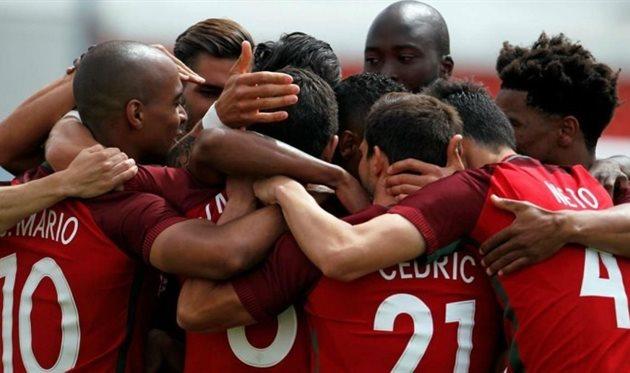 Португальцы без Роналду разгромили Кипр