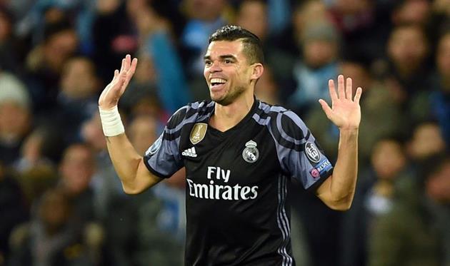 Пепе после десяти лет игры за«Реал» покидает клуб