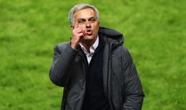 Моуринью: для «Манчестер Юнайтед» будет честью сыграть с«Реалом»