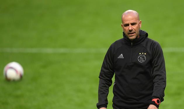 Бос — новый тренер Боруссии Дортмунд