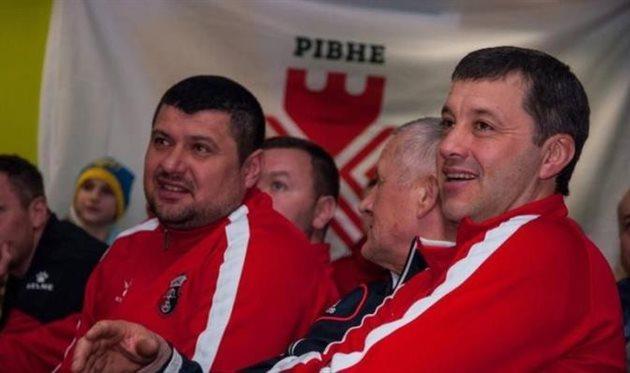 Вирт назначен основным тренером ровенского «Вереса»