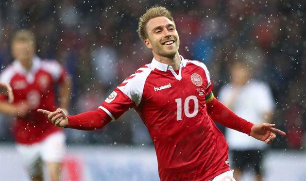 Дания обыграла Казахстан