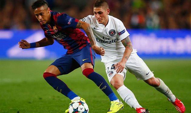 «Барселона» предлагает €100 млн заВерратти