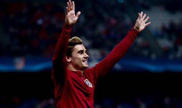 Антуан Гризманн продлил договор  с«Атлетико»— Marca