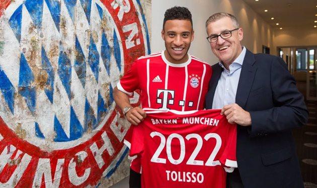 Официально: Толиссо перешел в Баварию