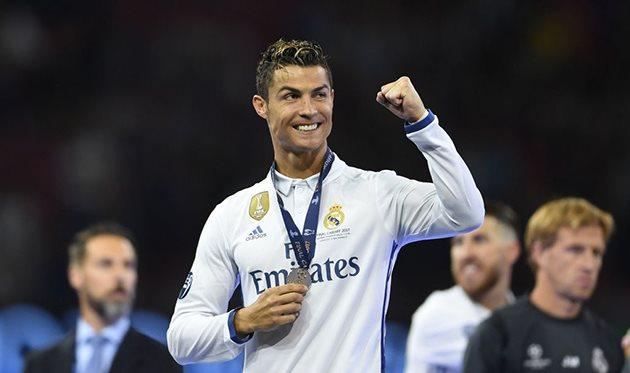 «Реал» готов распрощаться сКриштиану Роналду