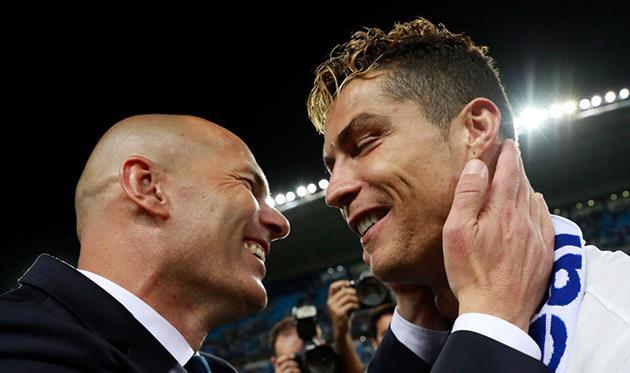 Президент «Реала» отказался удерживать Роналду вклубе против его воли