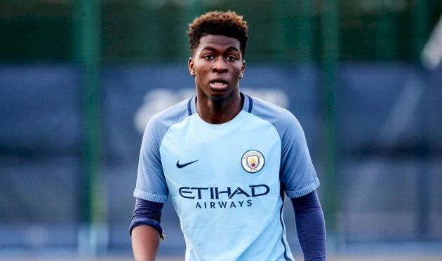 Тэйлор Ричардс, фото официального сайта Манчестер Сити