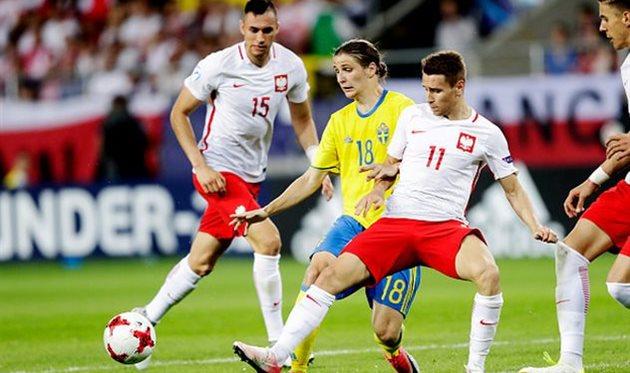 Польща и Швеция победителя не выявили, Getty Images