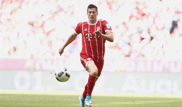 «Бавария» опровергла переговоры Роберта Левандовского с другими клубами