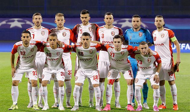 «Скендербеу» лишён чемпионского титула засезон