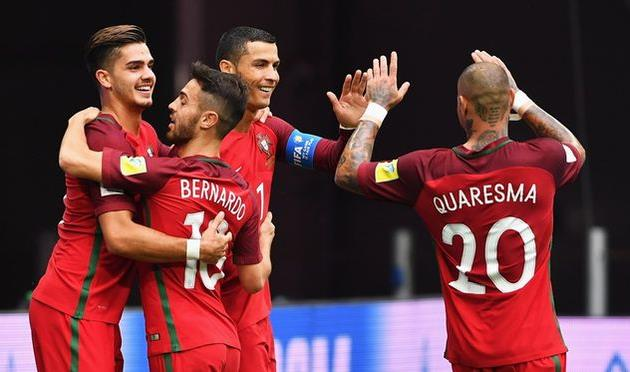Португалия громит Новую Зеландию