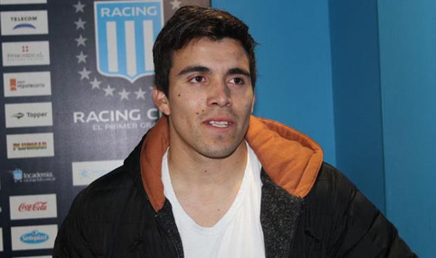 Маркос Акунья, racingclub.com.ar