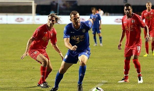Шевченко забил победный гол вматче звезд Европы иЮжной Америки