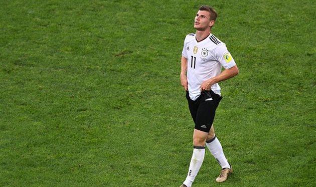 Германия одержала победу над Камеруном