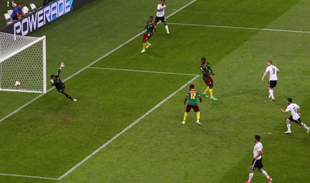 Германия - Камерун 3:1, Getty Images