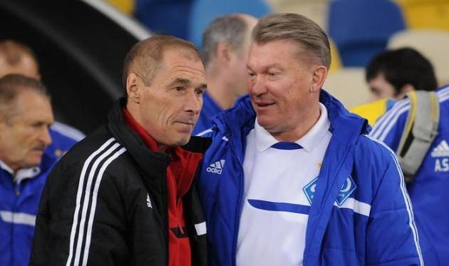 Блохин и Таран без работы уже три года, football.ua