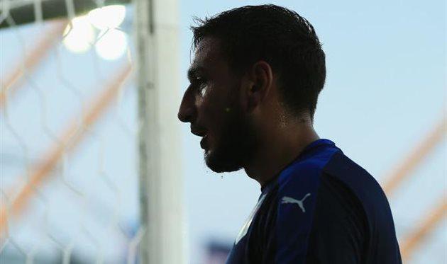 Агент Доннаруммы не желает, чтобы голкипер оставался в«Милане»